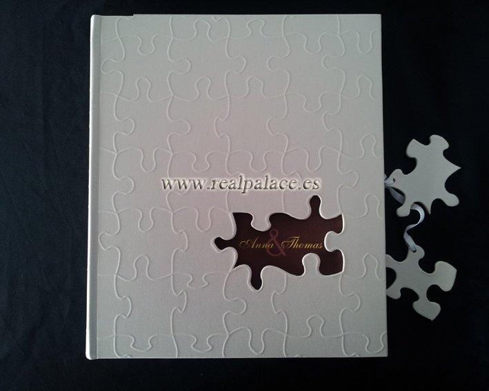 Libro de firmas 30x30 cm - 60 hojas
